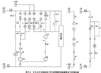 断路器电气控制电路3