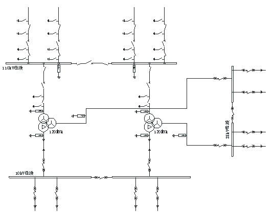 电气主接线 短路电流计算
