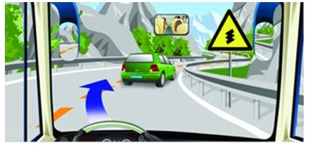 安全文明驾驶常识考试(科目三/科目四)模拟试题题库