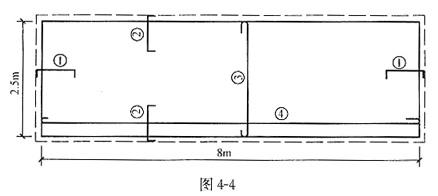 钢筋混凝土框架—剪力墙结构中