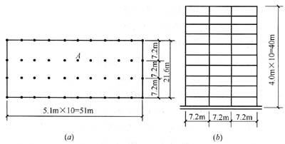 某10层钢筋混凝土框架结构房屋