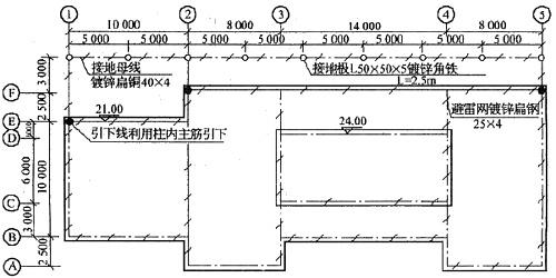 电路 电路图 电子 户型 户型图 平面图 原理图 500_250