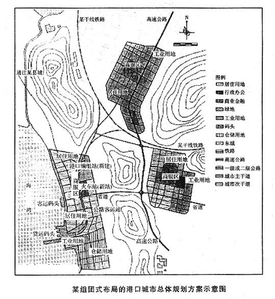 手绘公路施工图