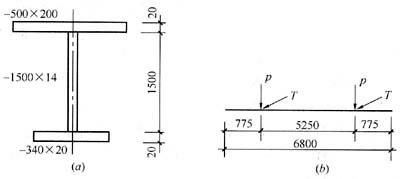 绘制,由两台吊车垂直轴线试问的吊车梁支座处广联达怎么产生v吊车荷载图片