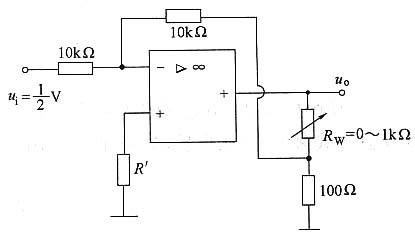 电路如图所示,二极管为理想元件