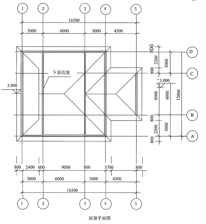 任务描述 某风景区建筑小品平面图如下.基地存在较大.